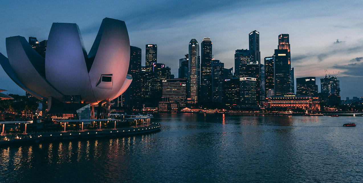 what makes singapore the right choice to incorporate a company in