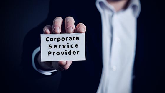 Coporate Service Provider in Singapore